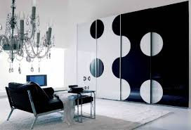 wardrobes luxury black and white bedroom wardrobe designs yin
