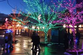 zoo lights at hogle zoo america s wildest zoo lights holidays travel channel travel