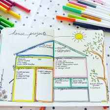 10 bullet journal ideas to kickstart your new obsession house
