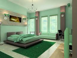 bed room decoration in green beautiful bamboo garden indian