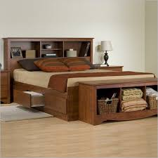 white wooden double bed u2014 derektime design how to make wood bed