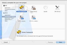 binding a cocoa framework for xamarin mac
