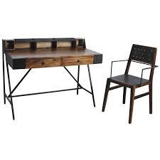 ensemble de bureau ensemble de bureau en bois et métal