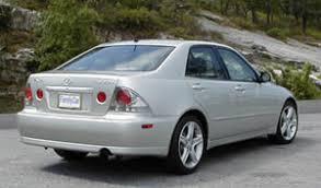 lexus i300 2001 lexus is 300 road test carparts com
