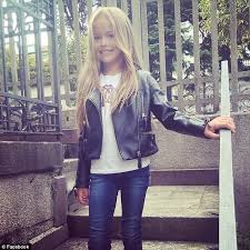 pretee models kristina pimenova the child model dubbed the most beautiful girl