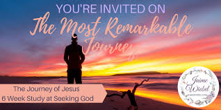 Seeking Jesus Home Seeking God With Jaime Wiebel