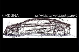 toyota line 2018 toyota camry design analysis camry carrozzeria motor trend