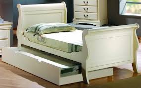 Ethan Allen Sleigh Bed White Twin Sleigh Bed Pictures Reference