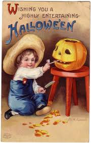 1024 best vintage halloween postcard photos images on pinterest