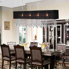 dining room table lamps chandeliers design fabulous chandelier table lamp candle black
