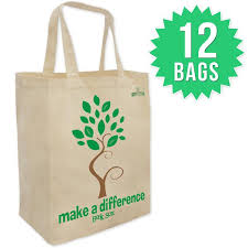 eco bag natural eco bags 12 pack s g goods