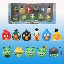 angry birds figures 11 a set angry birds anime toys banacool