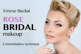 bridal makeup package classic bridal makeup in tones with waterproof technique