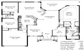 Garage Size 2 Car by Bedroom House Plans Open Floor Plan 4 Bedroom Open House Plans Lrg