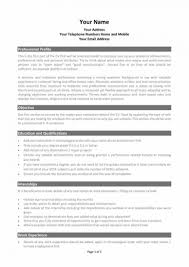 First Page Of Resume Maximum Length Of Resume Resume For Your Job Application