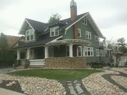 Exterior House Ideas by Exterior House Paint Ideas Green Best Exterior House