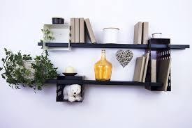 wall mounted bookshelves canada home design ideas