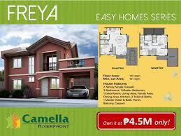 house for sale in camella homes talamban cebu freya model
