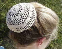 hair nets for buns hair net bun cover sz large crocheted traditional net black