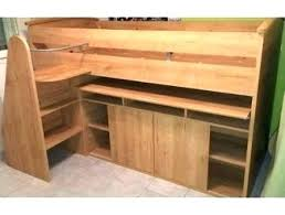 bureau gigogne lit gigogne avec bureau lit bureau gautier lit gigogne gautier