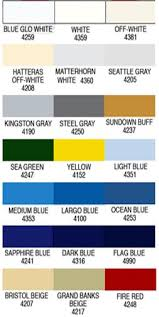 interlux brightside color chart real fitness