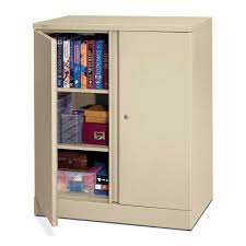 Edsal Economical Storage Cabinets by Storage Cabinet With Lock Cabinet Styles Storage Metal Cabinets