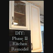 Rustoleum For Kitchen Cabinets Diy Rustoleum Cabinet Transformation Kitchen Snazzy Little Things