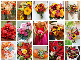 autumn flower bouquets best ideas
