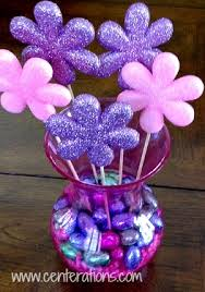 candy centerpieces and sweet buffet ideas