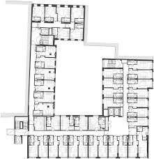 hotels floor plans 25hours hotel in vienna austria by bwm architekten und partner