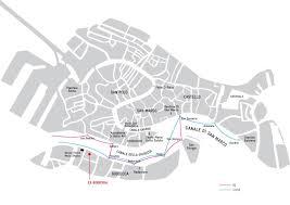 Map Of Venice Venice Venezia Map U2022 Mapsof Net