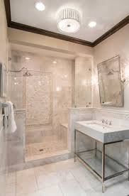 Tile Designs For Bathrooms by Elegant Themed Bathroom Tile Design Hampton Carrara Polished