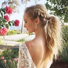 micro braid hair styles for wedding stunning wedding hairstyles with braids for amazing look in your