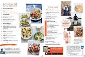 cuisine et vins de recette cuisine de plein air et recettes d été dans le nouveau numéro de
