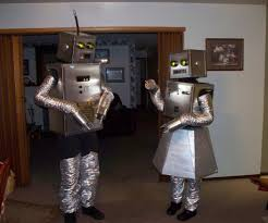 how to build robot halloween costumes 9 steps with pictures