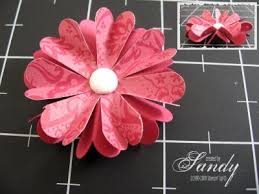 Make Your Own Paper Flowers - how to make 20 different paper flowers paper flowers flowers