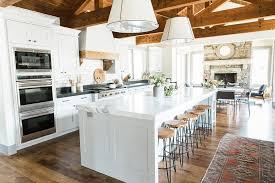 rustic modern kitchen ideas gorgeous modern farmhouse kitchens fattony