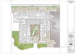 Data Center Floor Plan by Gallery Of Gucci Headquarters Genius Loci Architettura 12