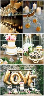 engagement decoration ideas also inexpensive wedding table