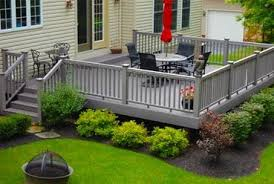 trex decking products outdoor decks and patio build