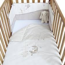 Princess Cot Bed Duvet Set Buy Clair De Lune 2pc Cot Bed Bedding Set Lottie U0026 Squeek