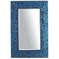 cerulean blue mirror pier 1 imports 29 88