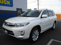 toyota highlander hybrid 2012 2012 toyota highlander hybrid awd limited 4dr suv in sacramento ca