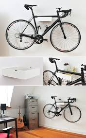 fabriquer son porte velo porte vélo mural 30 designs en photos et instructions brico