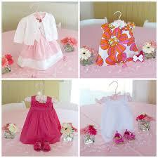 diy baby shower centerpieces diy baby dress centerpiece