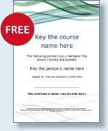 free manual template word certificates mulberry house