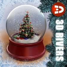 max snow globe tree