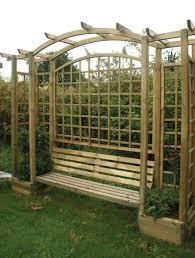 metal pergola bench plans trellis free 30020 interior decor