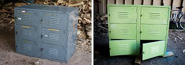 How To Paint A Filing Cabinet Diy How To Paint Metal Lockers