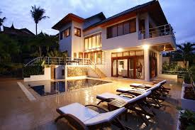 five bedroom homes pat9791 luxury 5 bedroom sea view villa in patong phuket rent house